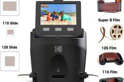 Quel scanner de diapositives et négatifs choisir ?